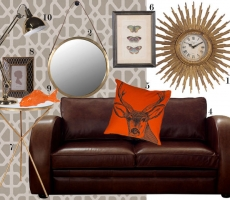 How to: style Art Deco décor