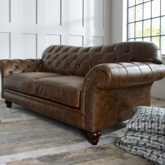 The Chesterfield Co™: Leather Chesterfield Sofas, Armchairs ...
