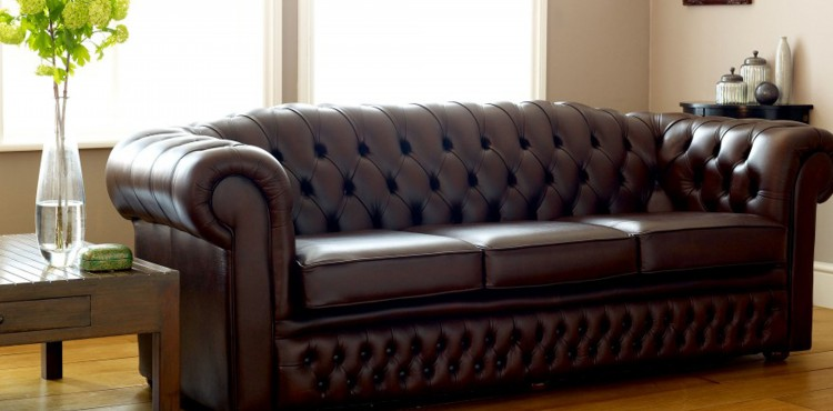 leather chesterfield sofa and sofas manchester showroom. Black Bedroom Furniture Sets. Home Design Ideas