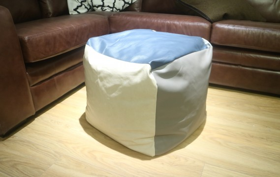 Patchwork Cube beanbag - Six Panel