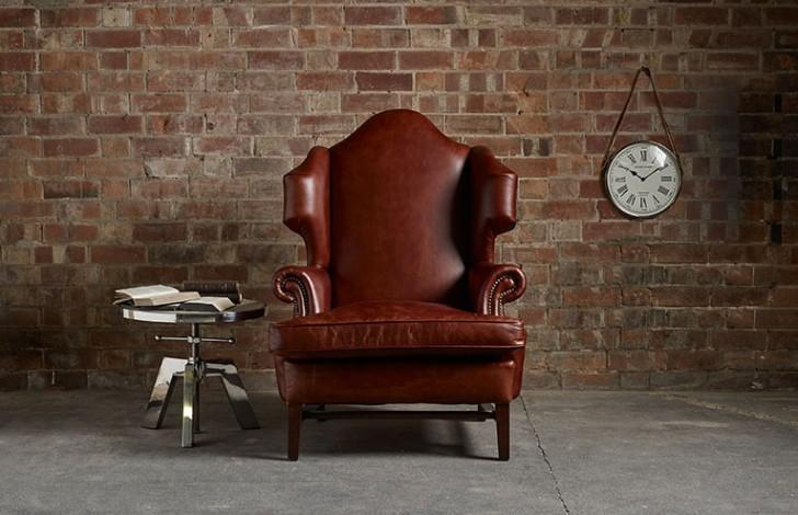 Barton Vintage Chair