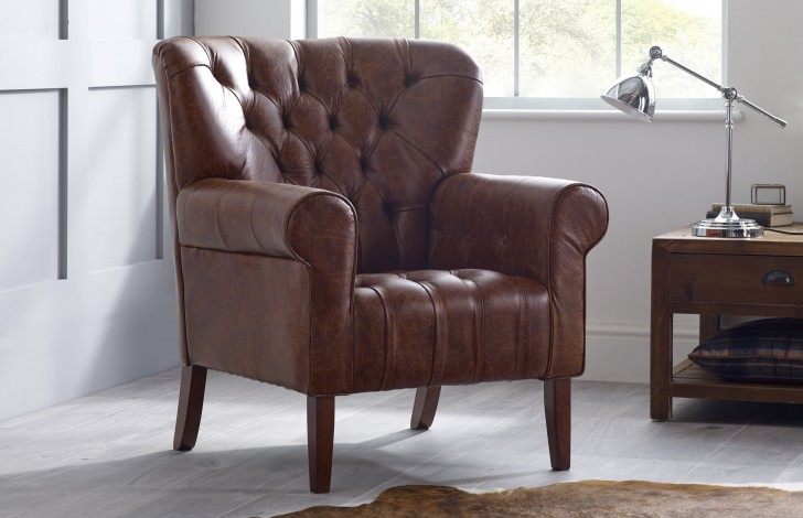 Oliver Spoon Back Chair
