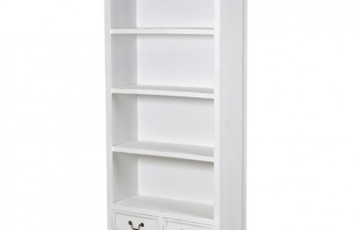 Grosvenor Bookcase With Drawers
