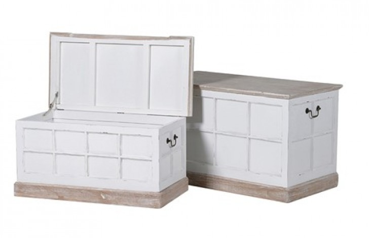 Grosvenor Set of 2 Trunks