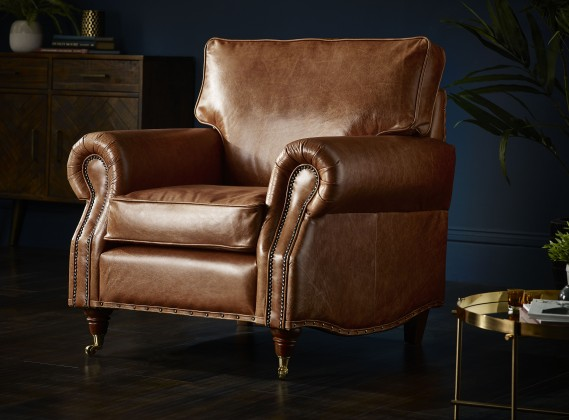 Chesterfield Chairs for Sale: Leather, Tub, Armchairs & More