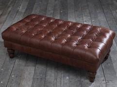 Arundel Vintage Footstool