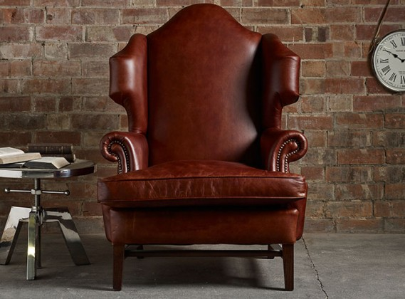 Barton Vintage Chair