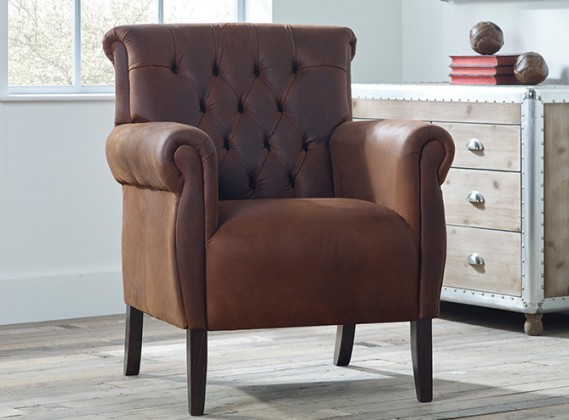 Galloway Buttoned Back Chair