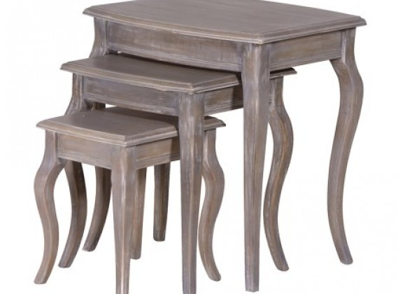 Belfort Nest of 3 Tables