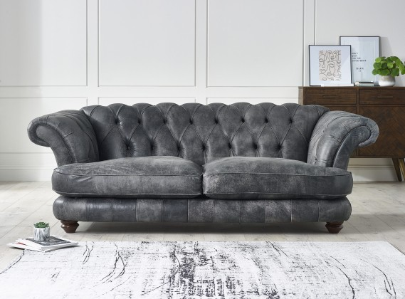 St Edwin Modern Chesterfield Sofa