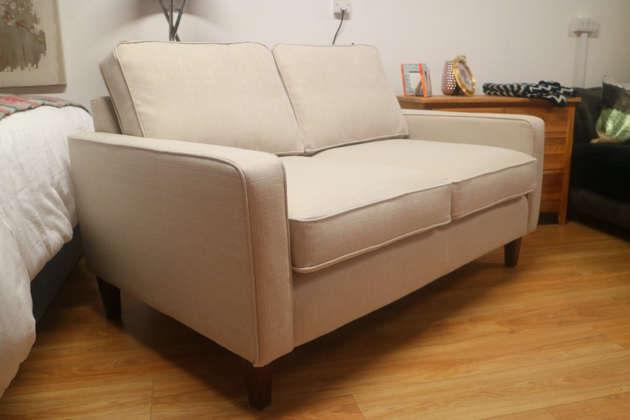 Melrose Sofa - 2.5 Seater - Mistura 101