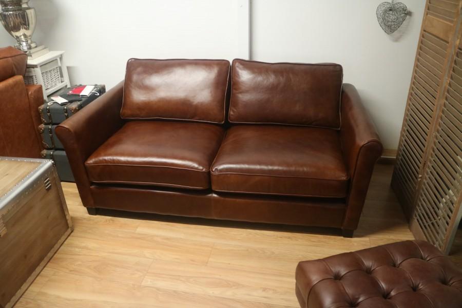 Salisbury - 3 Seater Sofa - Brown