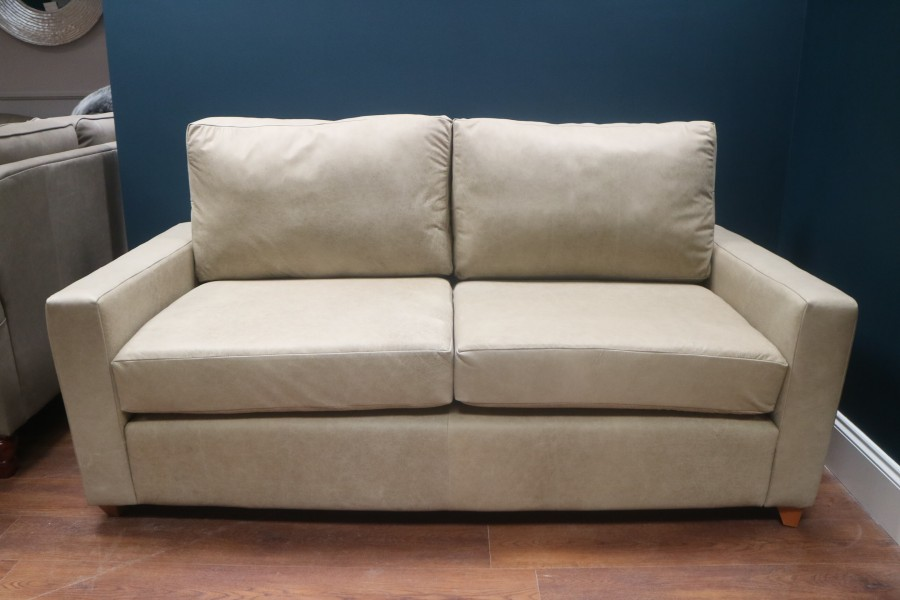 Leather - Selvaggio Ash - 3 Seater