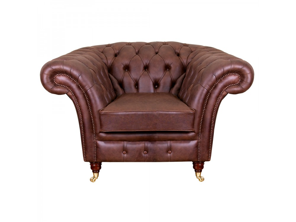 Blenheim leather chesterfield sofa living room sofas Leather chesterfield loveseat