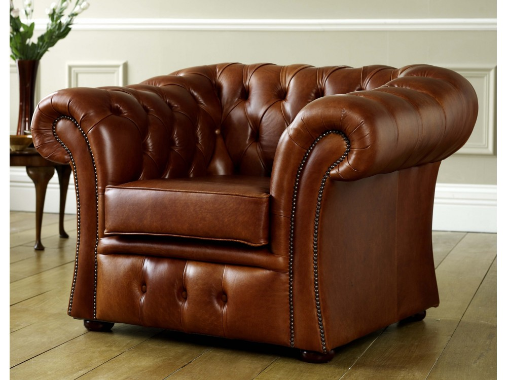 Gladbury traditional leather sofa living room sofas for Traditional leather sofas furniture