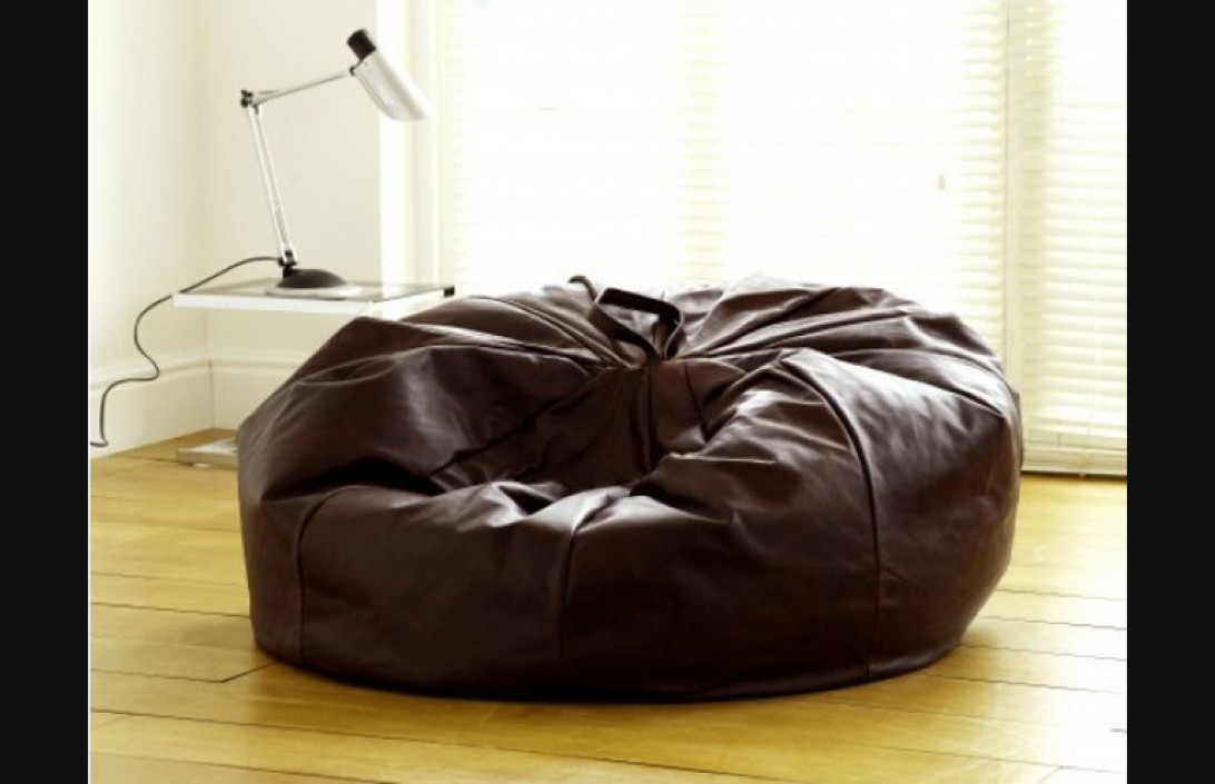 Leather Beanbag | Macy | The Chesterfield Company