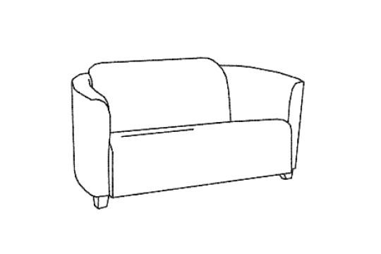 Hudson 2str Tub Chair
