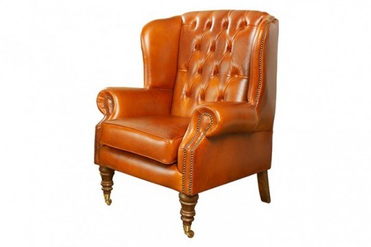 Flat Wing Chair
