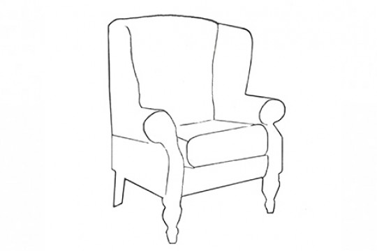 Douglas Wing Chair