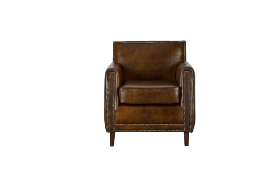 Imperial Leather Accent Chair