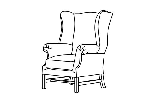 Didsbury Wing Chair