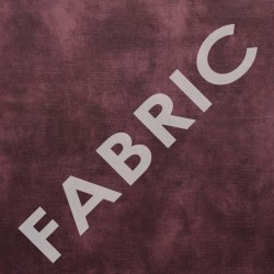 Lovely Aubergine (Fabric) ()