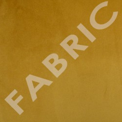 Plush Turmeric (Fabric)