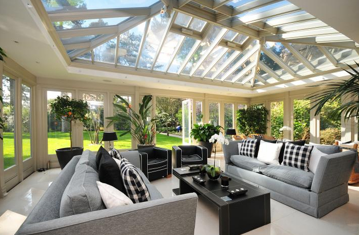 Tips For Decorating Your Conservatory | Chesterfield Sofa ...