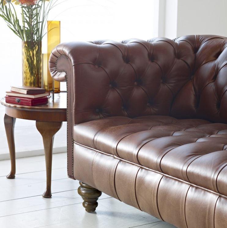 Berwick Leather Sofa