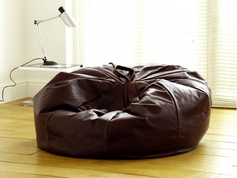 leather-beanbag