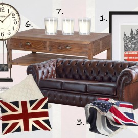 Best of British – Accessorise your Chesterfield Sofa